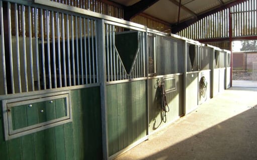 Stable | Wood Farm Livery Facilities | Wood Farm Livery